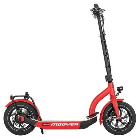 Metz Moover E-Scooter - 12 Zoll 210Wh 20km/h StVZO - rot